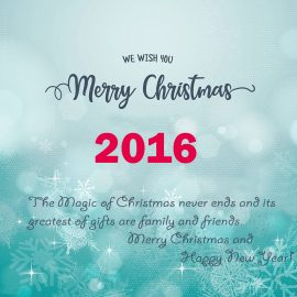 How to make Christmas greeting cards in Photoshop?