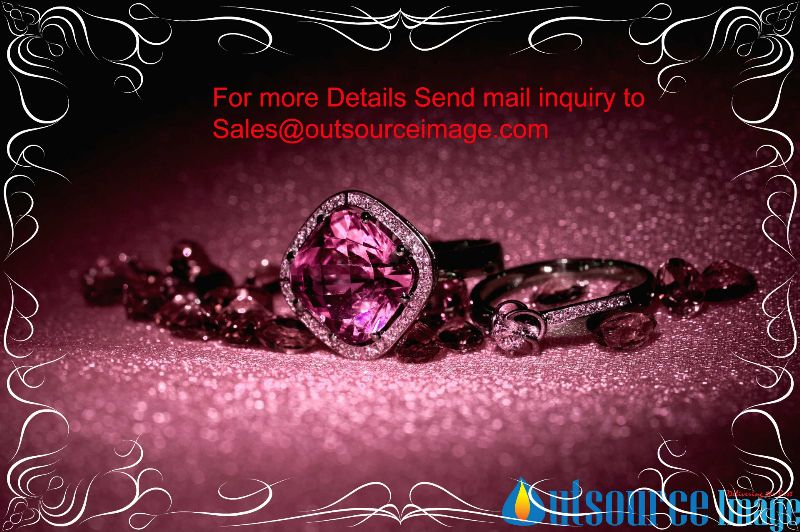 Stones are additional attractiveness for the jewelry