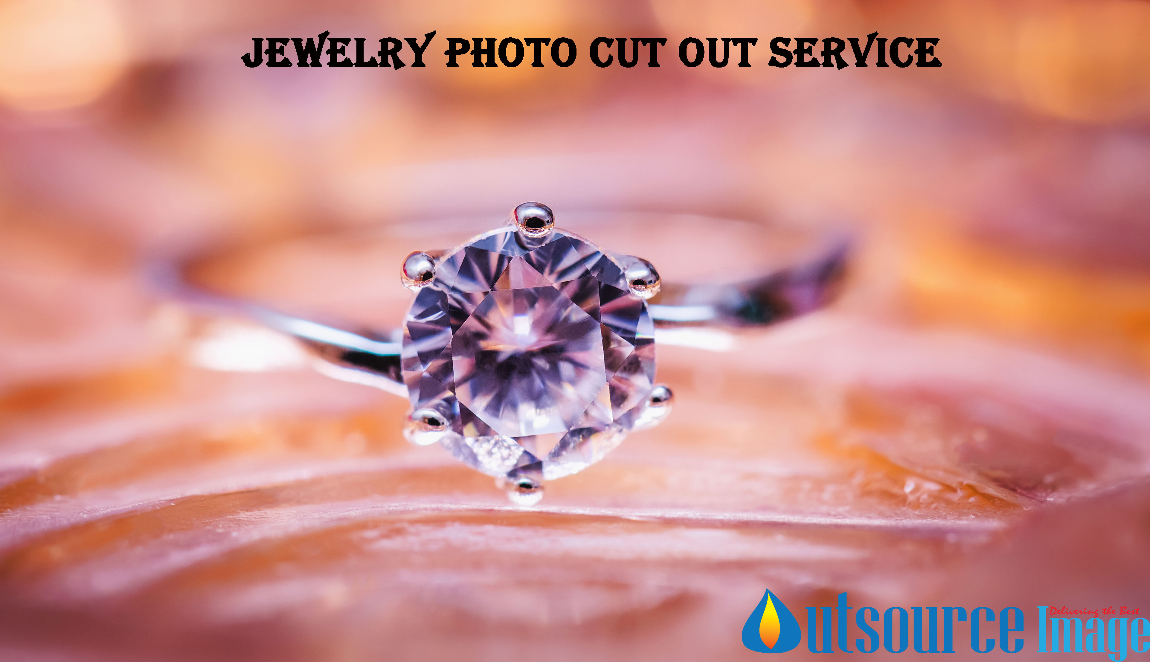 Jewellery Photo Cut Out Services | Jewellery Photo Background Removal
