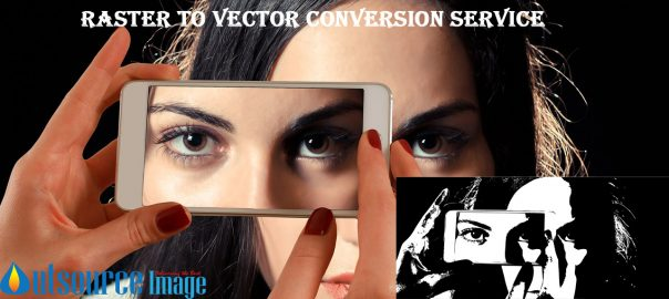 Raster to Vector Conversion | Covert Your Bitmap Image to Vector Format