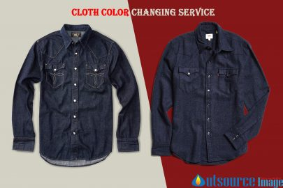 Color change of clothing products – Replacement of Products Backgrounds