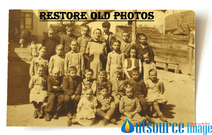 Digital Photo Restoration Services – Repair your damaged Photos | Restore Old Photos