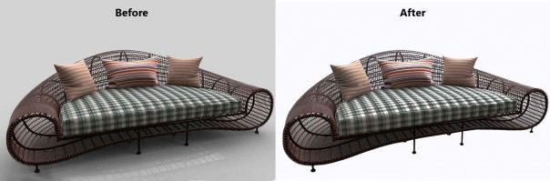 Furniture Photo Editing Services | Furniture Photo Retouching to Commercial Needs