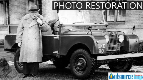 Photo Restoration Services | Old Photo Repair Services | Image Restoration Services