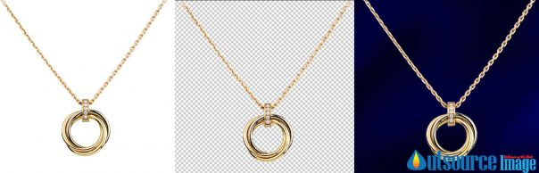 Jewelry Product Retouching Services | High-End Jewelry Photo Editing Services
