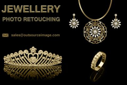 Jewelry Photo Retouching Services | Outsource Jewelry Image Editing and Enhancement Services
