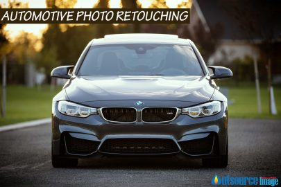 Post Processing Service for Automotive Photography | Retouching Cars in Photoshop