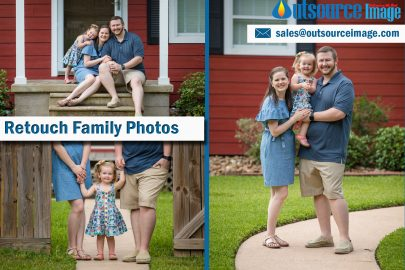 Retouch Family Photos | Outsource Family Photo Editing Services | Family Photo Retouching