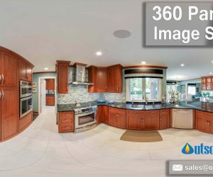 360 Panorama Stitching Service for Real Estate and Architecture Photos