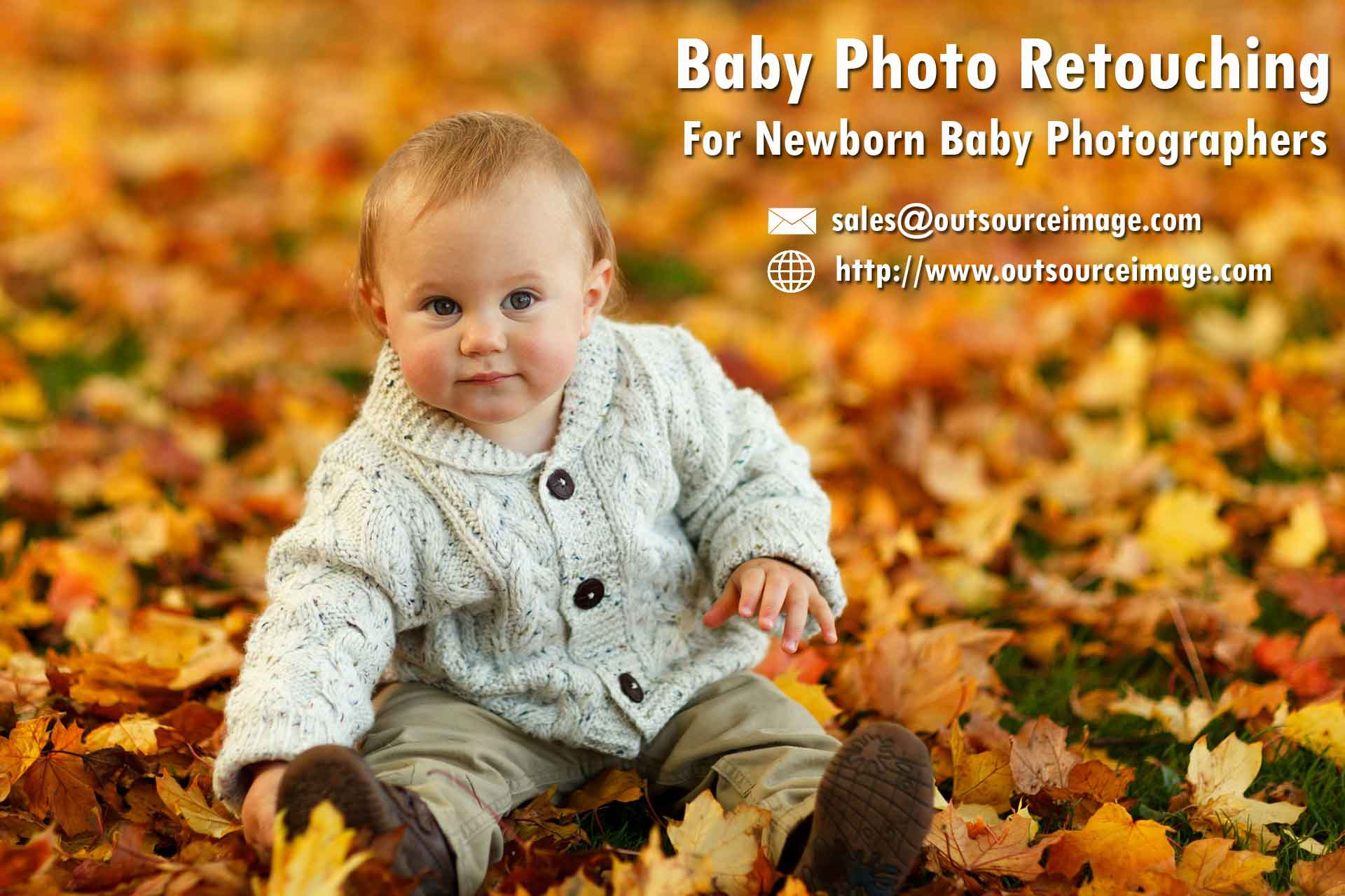 Newborn Baby Photo Editing and Child Photo Editing Service for Baby Photographers