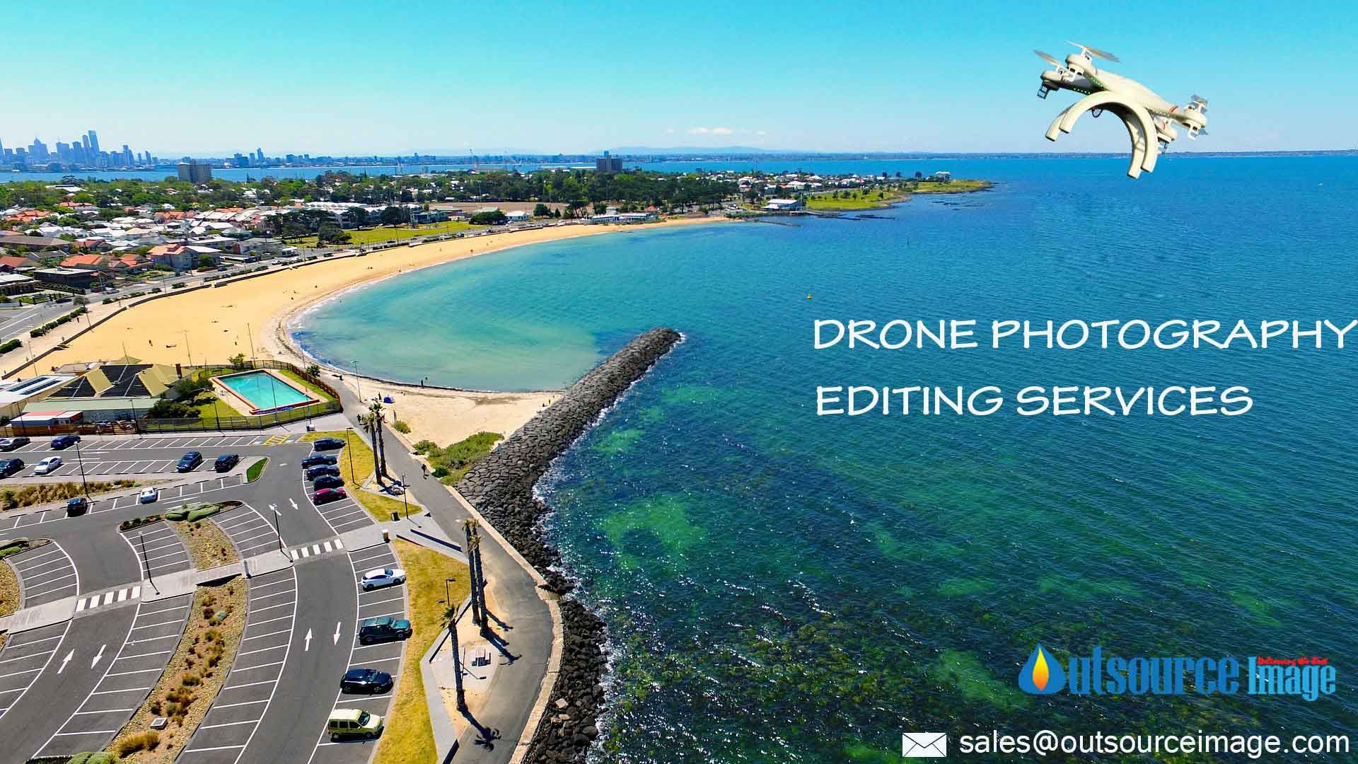 Drone Image Editing Services | Drone Photography Editing for Aerial Photographers