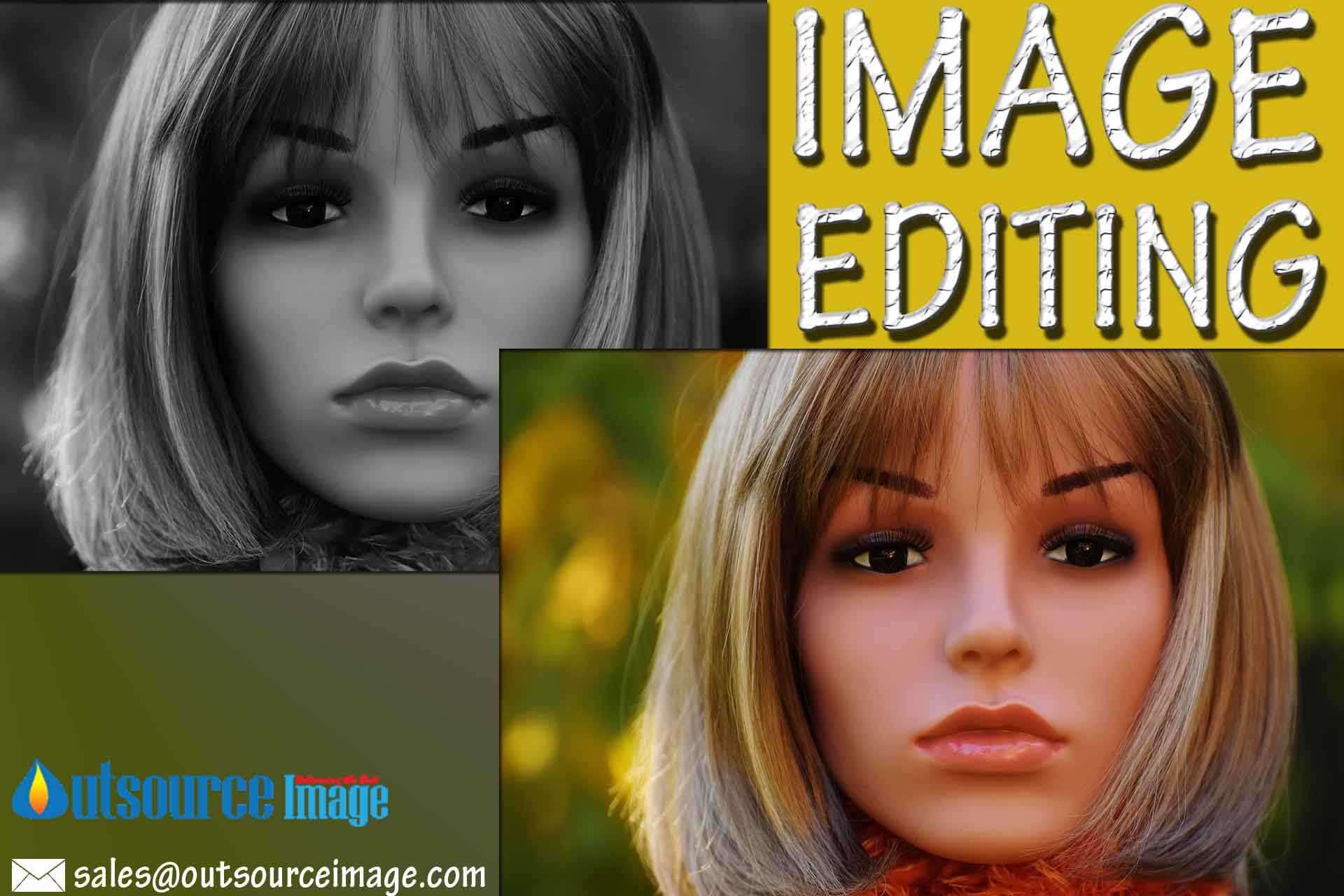 Outsource Image Editing Services | Photo Editing Services | Photo Editor Services
