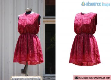 Image Manipulation Services for Neck Joint, Color Correction and Background Removal