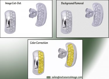 Jewelry Editing Services UK | Jewelry Image Color Correction Services