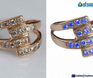 Jewelry Product Manipulation and Jewelry Photo Clipping Services for Online Stores