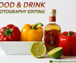 Food Photo Editing | Food Drink Product Photo Editing Services