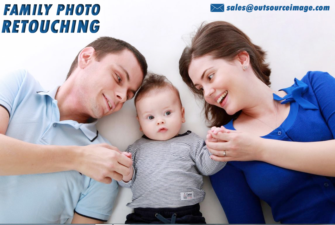 Image Editing Services for Family Photography and Wedding Photographers