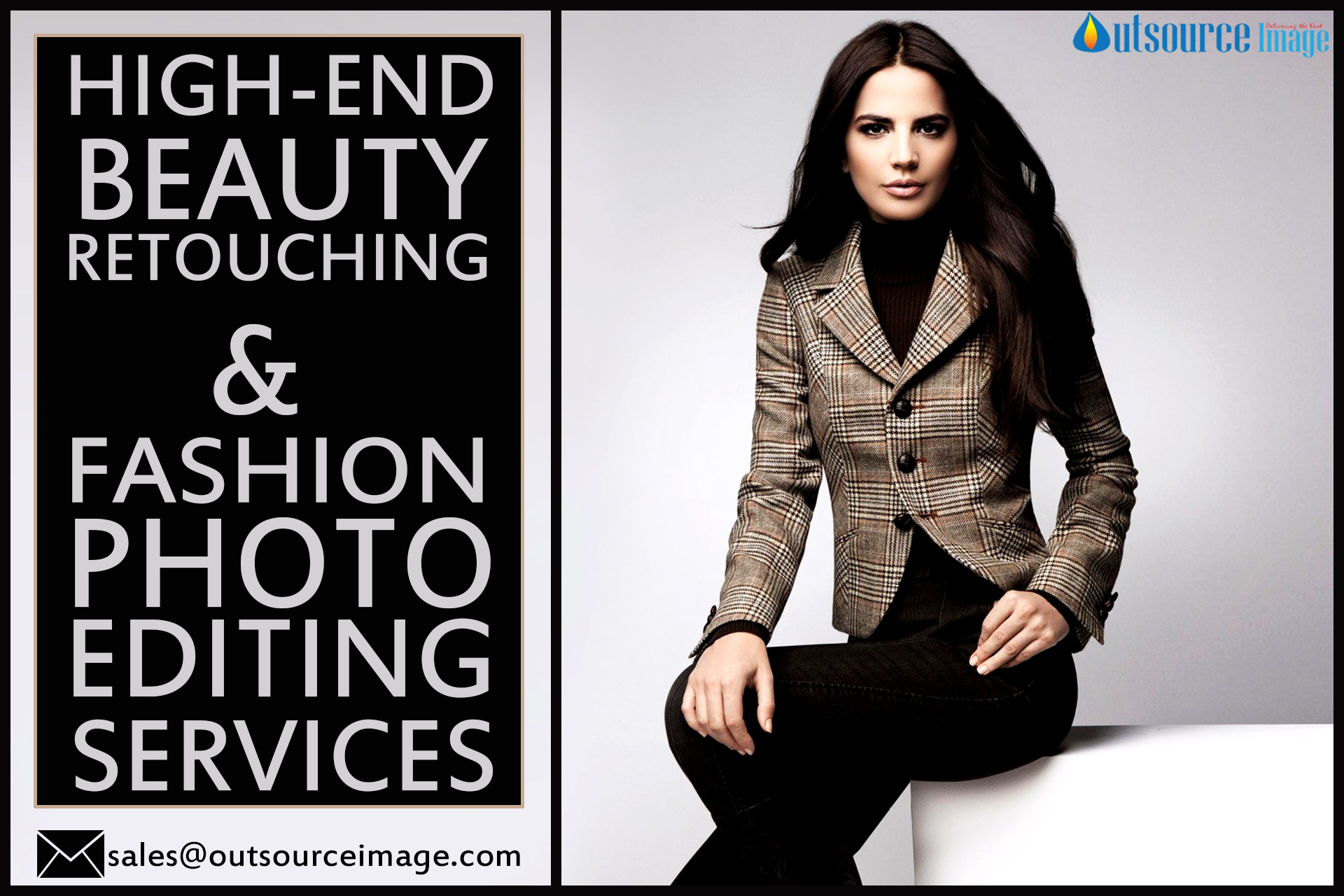 High-End Beauty Image Retouching Services | Fashion Photo Enhancement