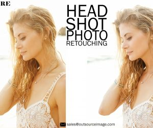 Pageant Photo Retouching | Head Shot Image Editing Services