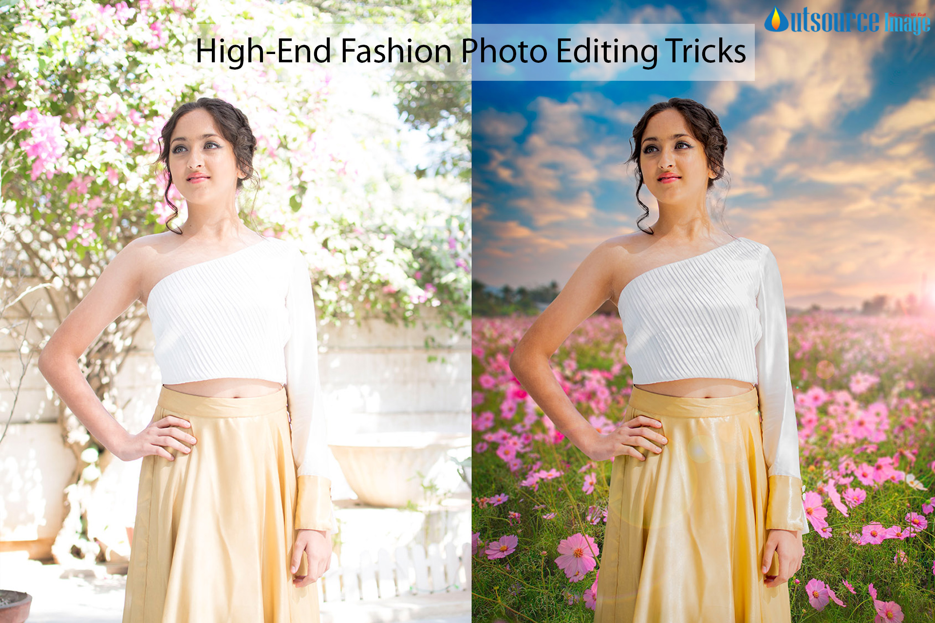 High-End Fashion Photo Editing Tricks | Image Retouching Services
