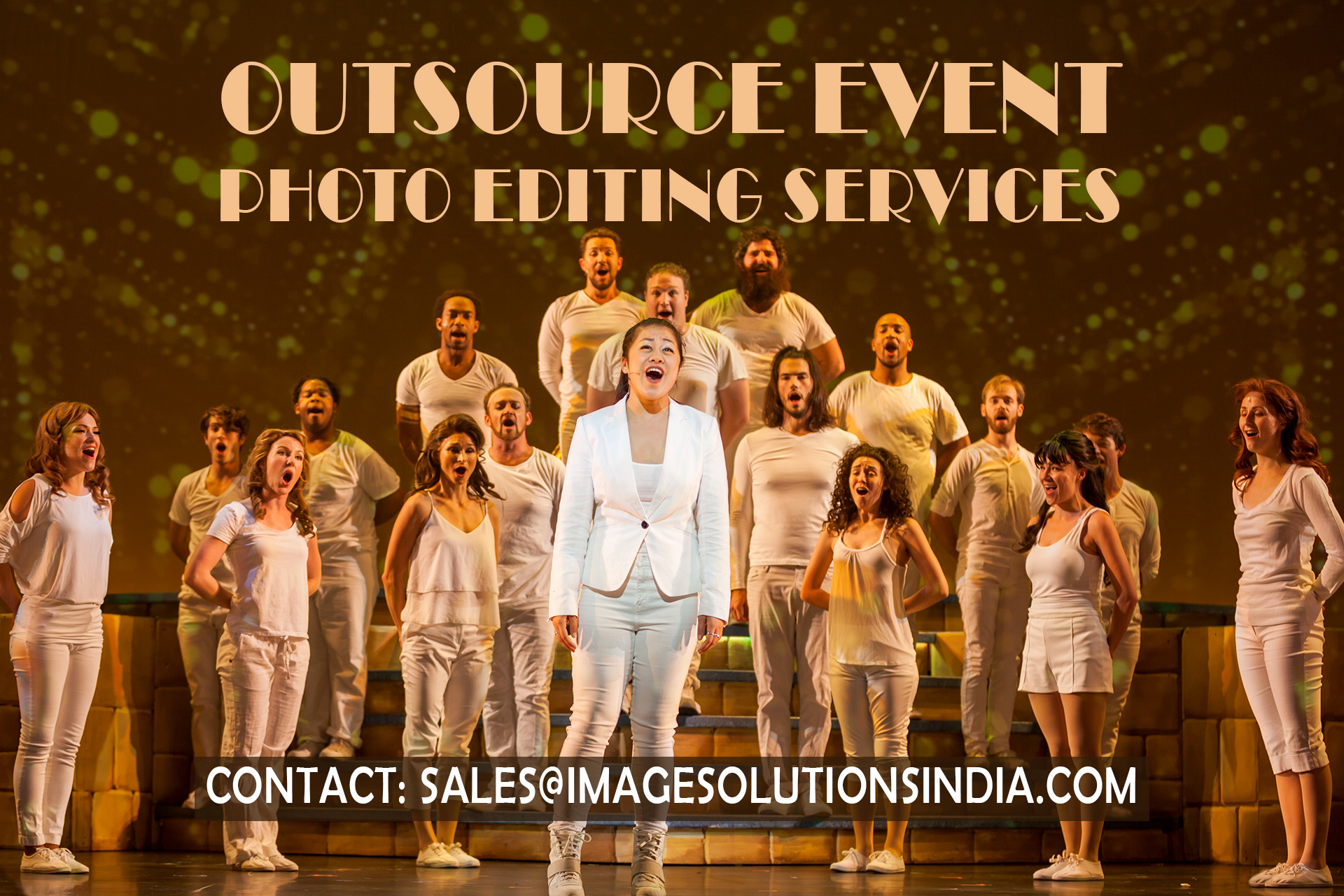 Outsource Event Photography services | Event Image Editing services