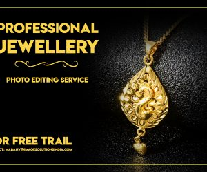 High-End Jewelry Photo Editing services | jewelry Image retouching